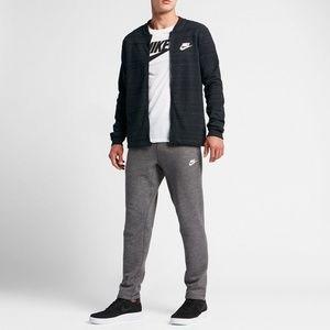 NIKE Tech Sportswear Bomber Knit Jacket Small NEW